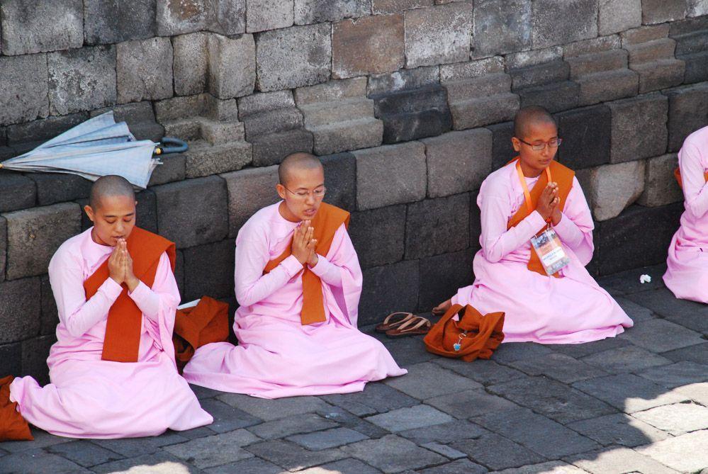 Tumba-Buda-Borobudur