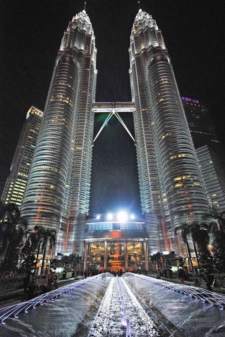 Kuala-lumpur-qué-ver-Torres-Petronas