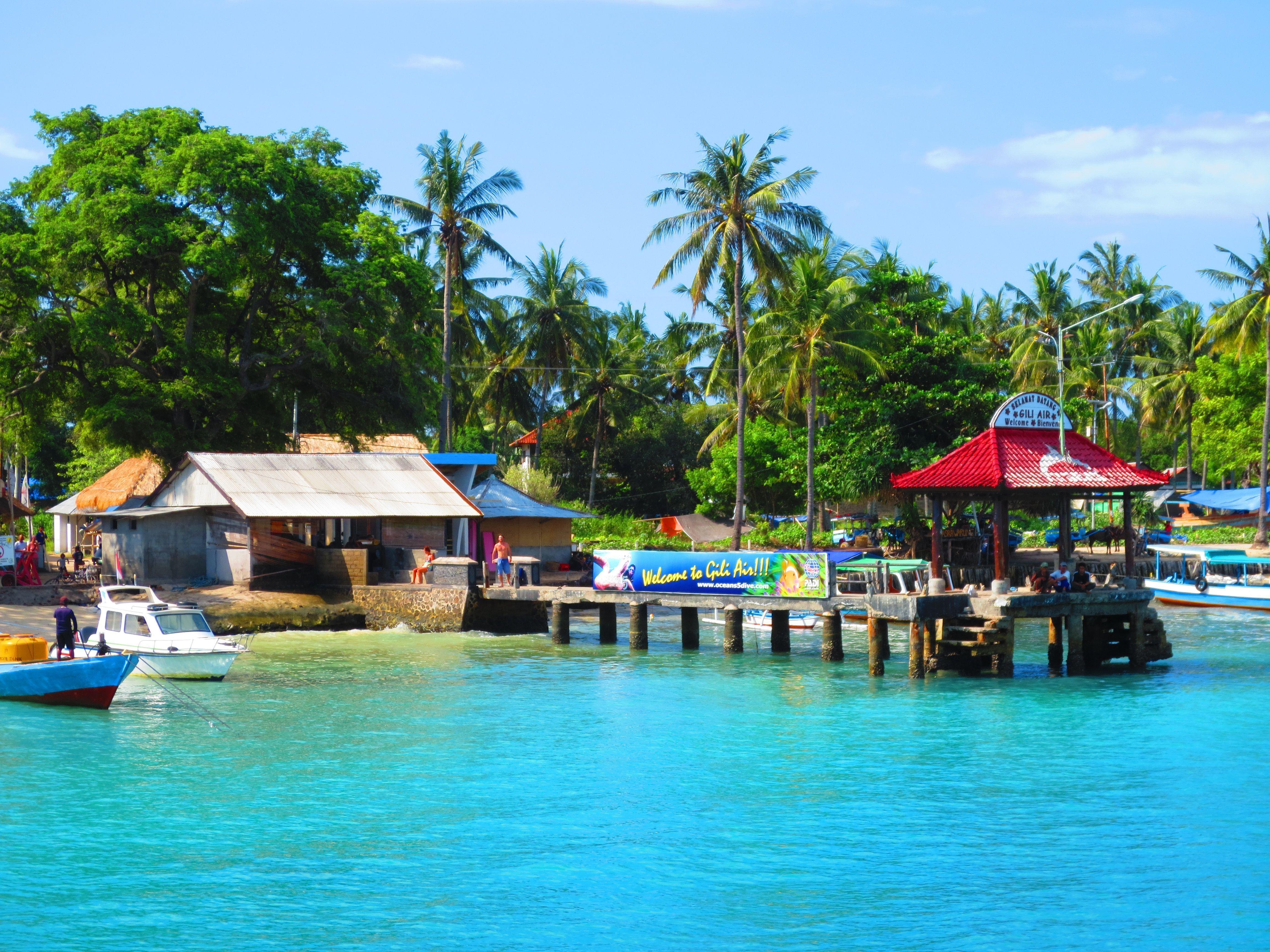 embarcadero-de-Gili-Air-Indonesia