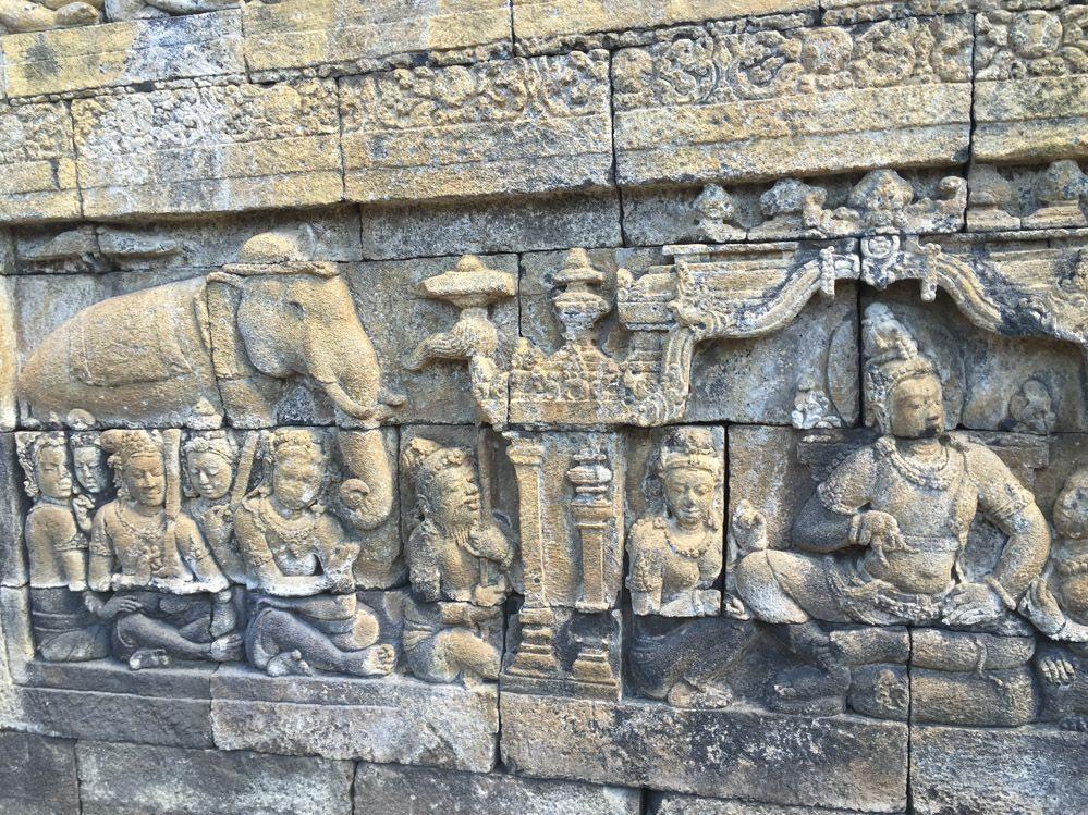 templo-budista-Borobudur