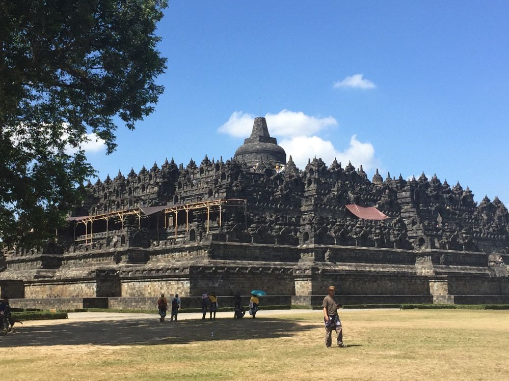 templo-budista-Borobudur-información