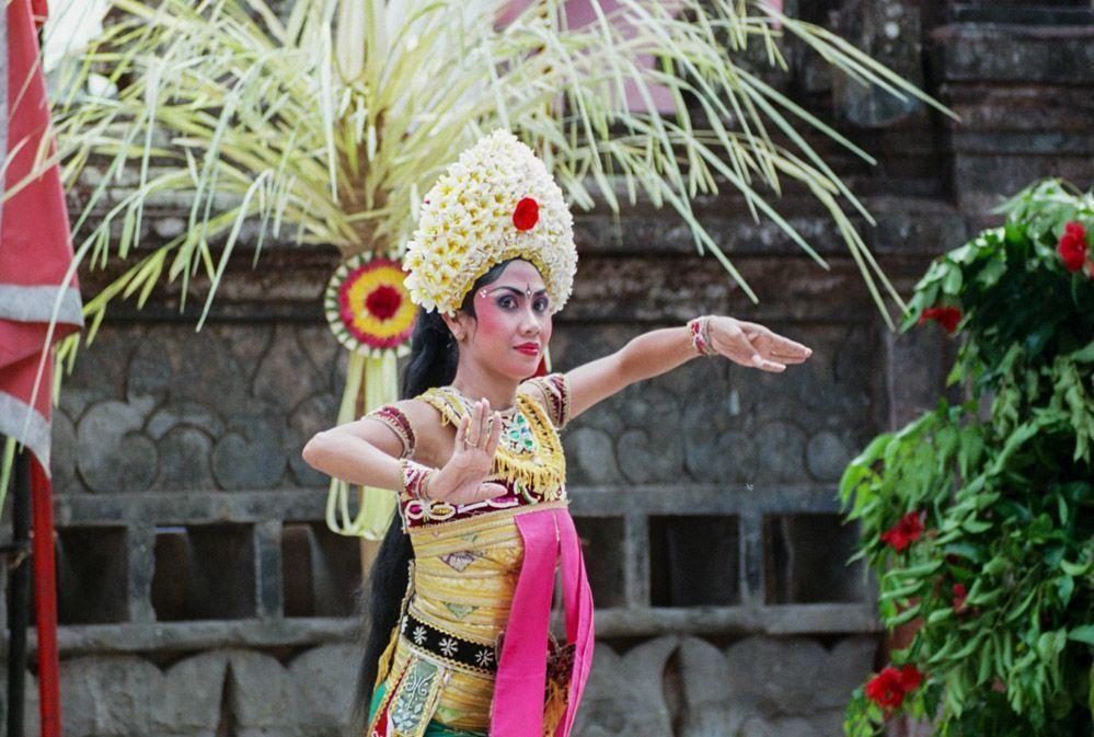 Bali-danzas