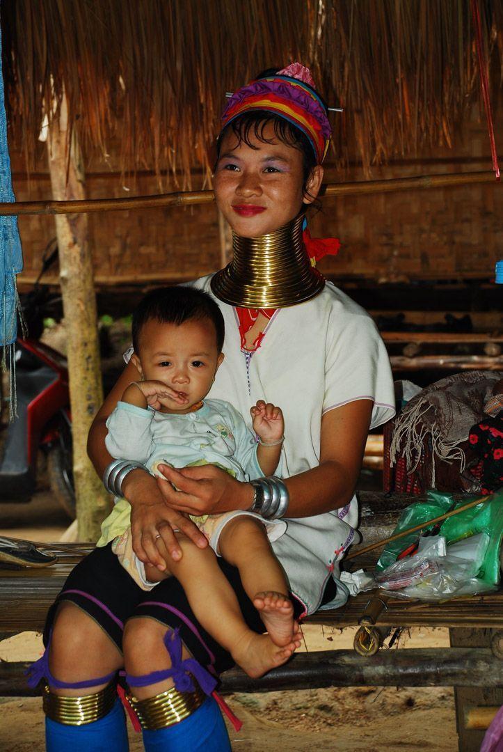 las-Mujeres-Jirafa-de-Tailandia