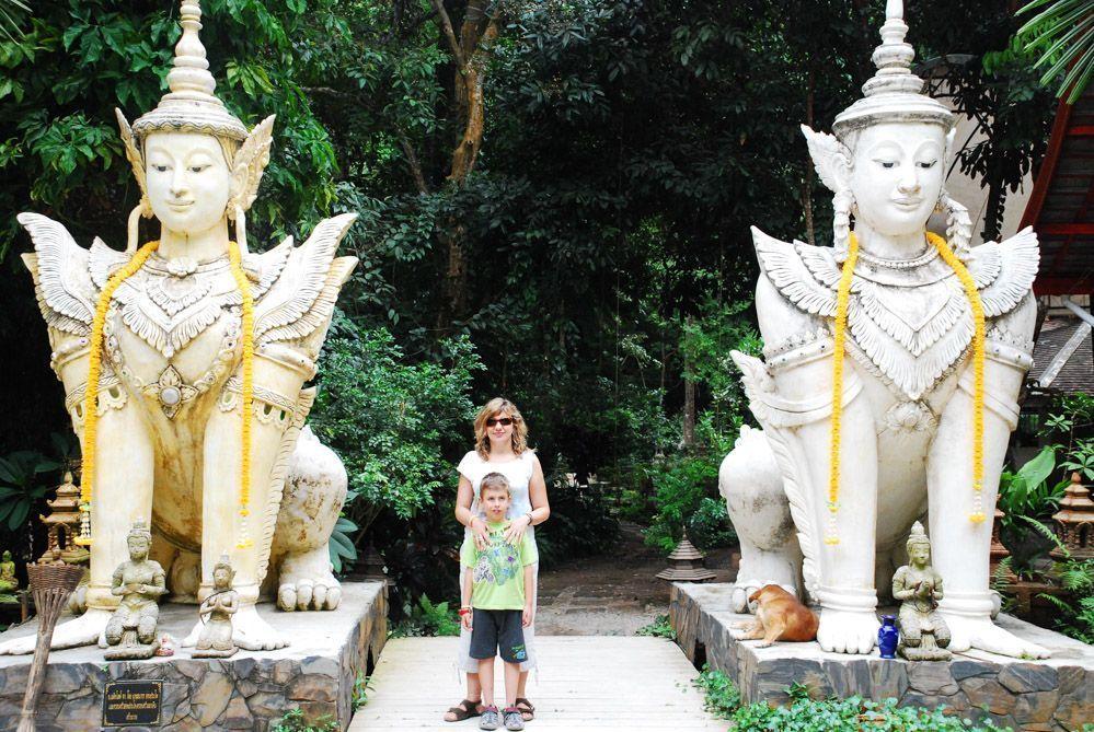 Templos de Chiang Mai