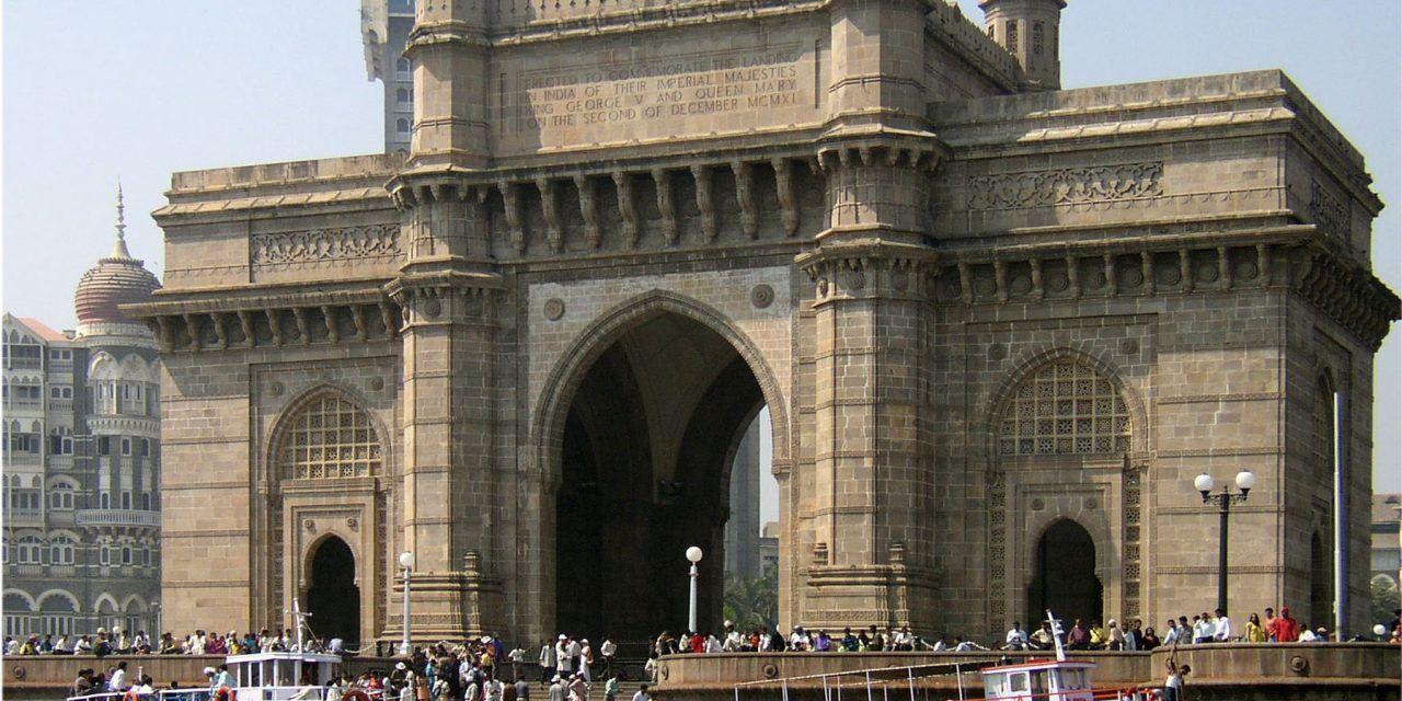 BOMBAY, LA PUERTA DE LA INDIA: PRIMERAS IMPRESIONES