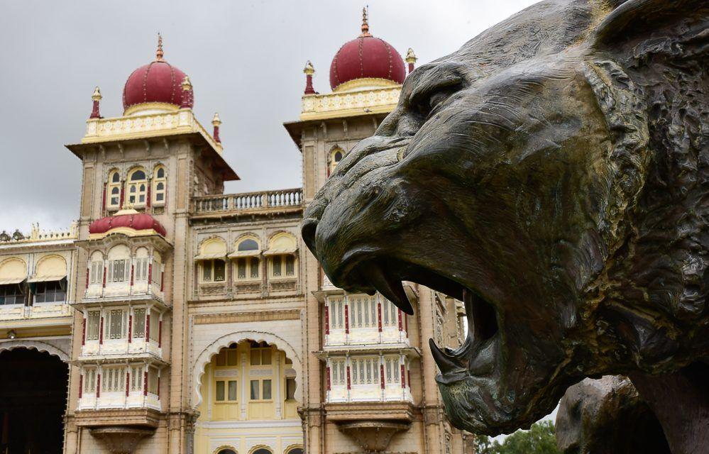 EL PALACIO DE MYSORE (INDIA): UN PALACIO DE LAS MIL Y UNA NOCHES