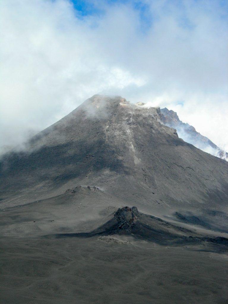 Subida al volcán Etna