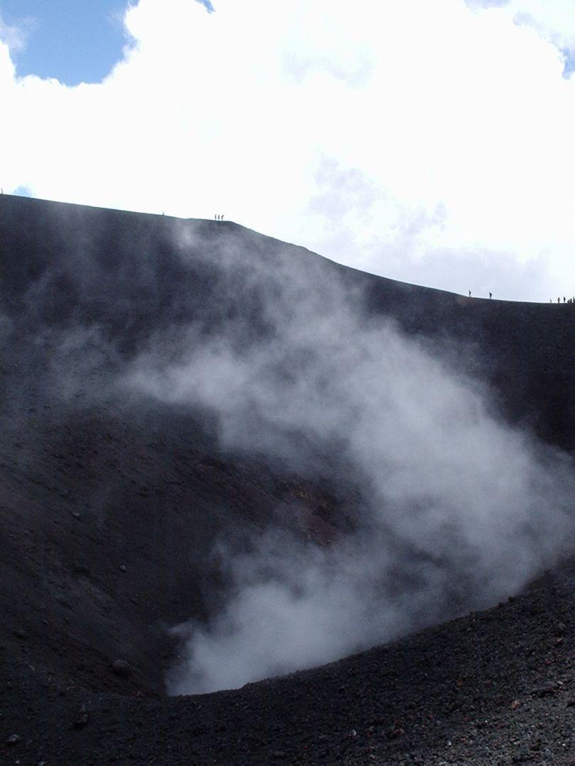 Etna-cráter-excursión