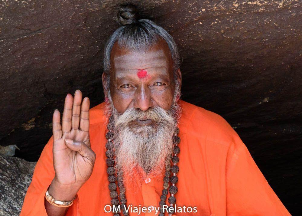 Miradas-Sadhu-India