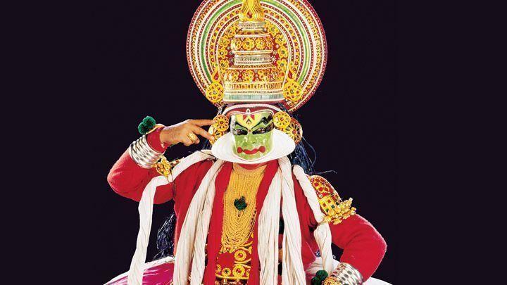 kathakali-danzas-India-Sur