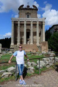 Foro-romano-ruta-Roma