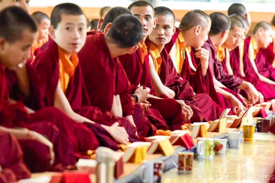 Monasterios-tibetanos-al-sur-de-la-India