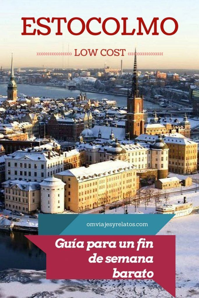 Estocolmo-guía-low-cost