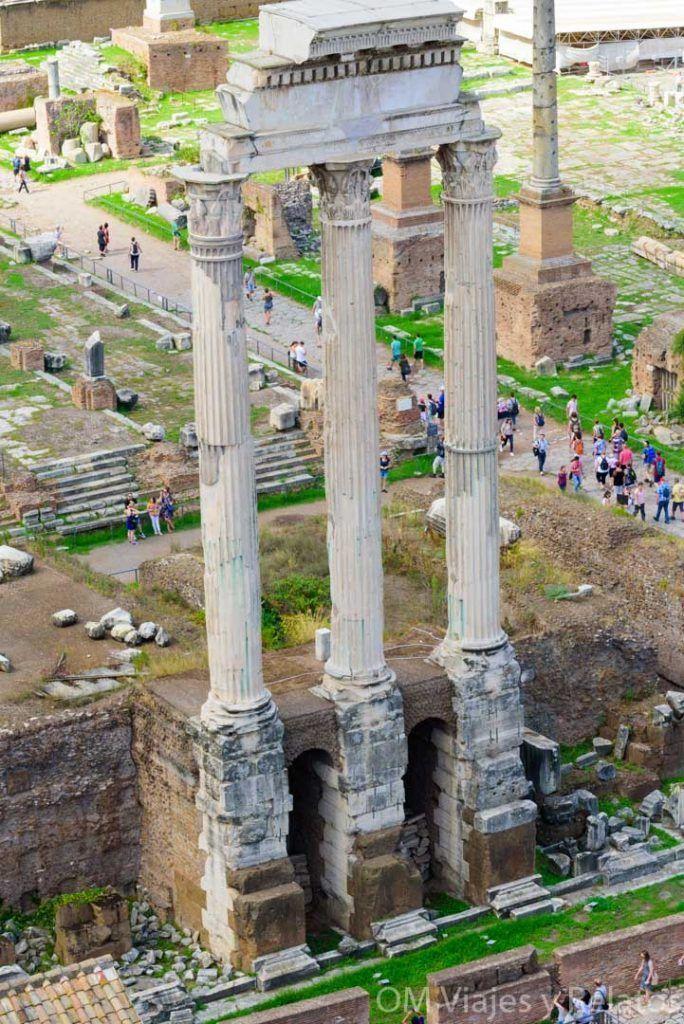 Foros-romanos-Roma-Antigua