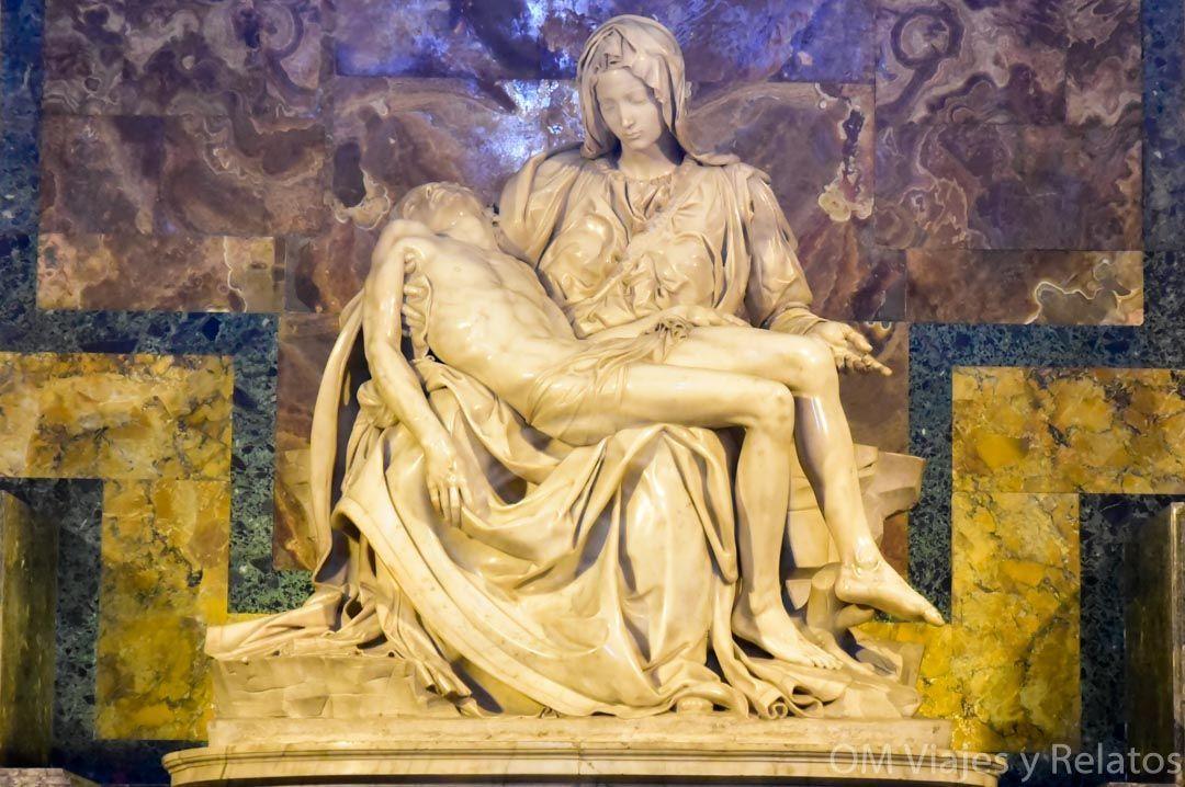 viaje-a-Roma-Piedad-de-Miguel-Angel-catedral-San-Pedro-Roma