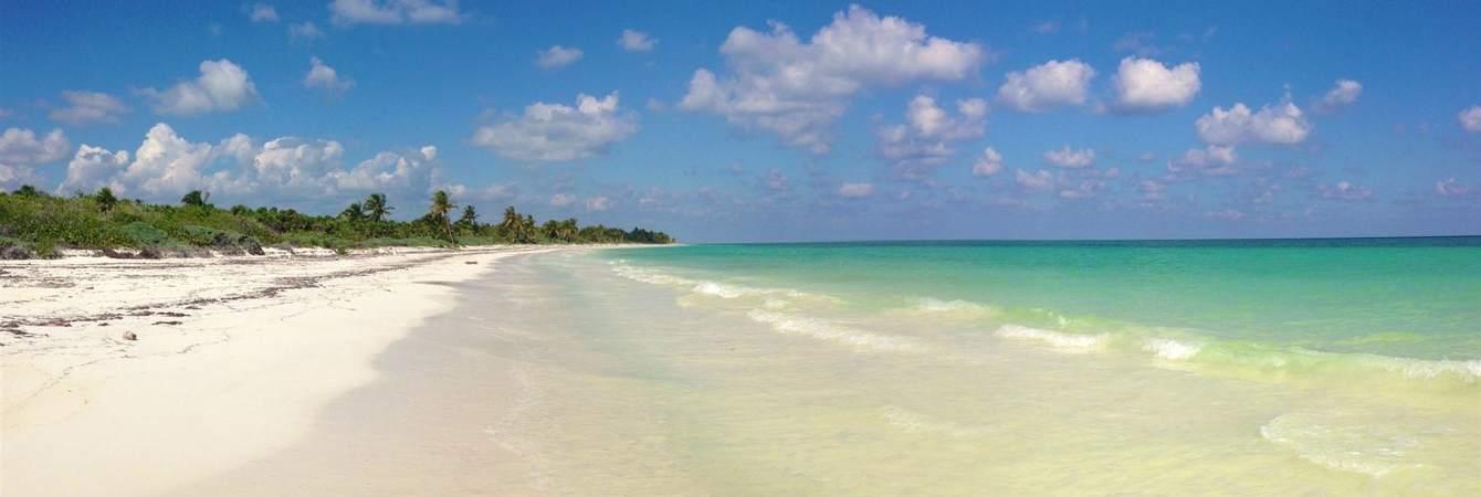 Playas-de-la-Reserva-Sian Ka´an-Riviera-maya