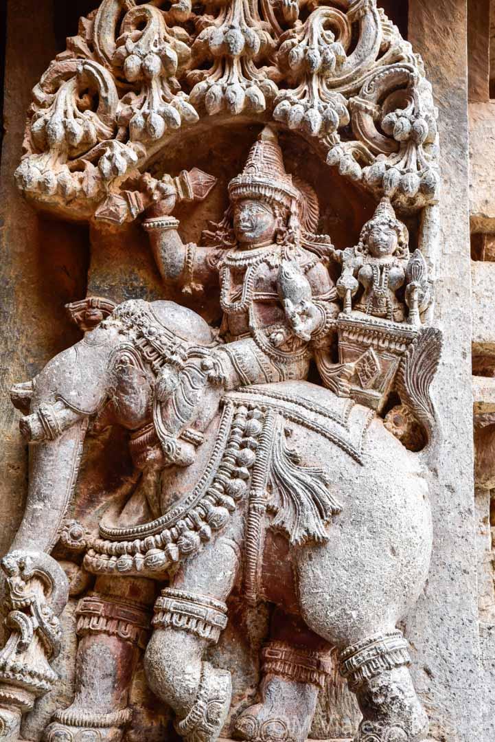 Templo-de-Keshava-Vishnu-India