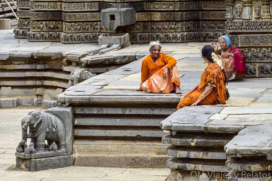 Templo-de-Keshava-Mysore-India