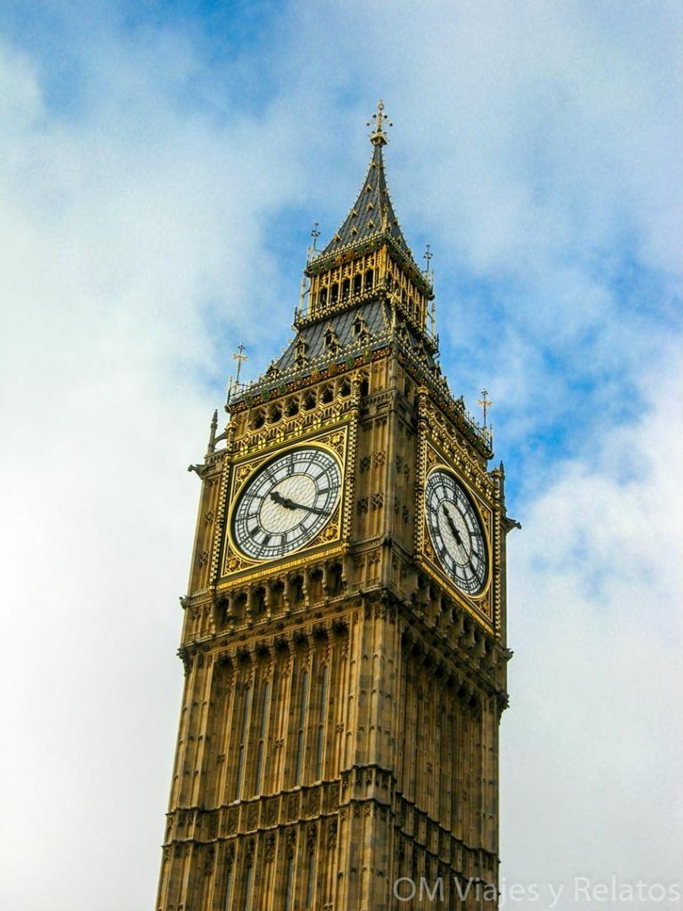 consejos-de-viaje-a-Londres-Big-Ben