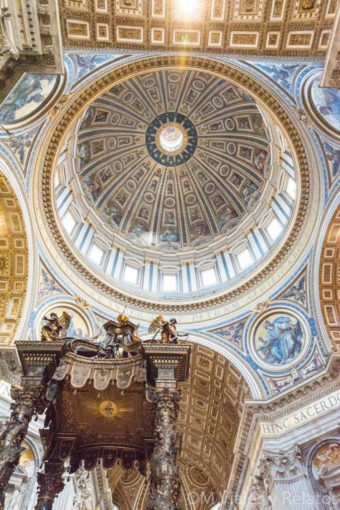 curiosidades-del-Vaticano-basílica-San-Pedro