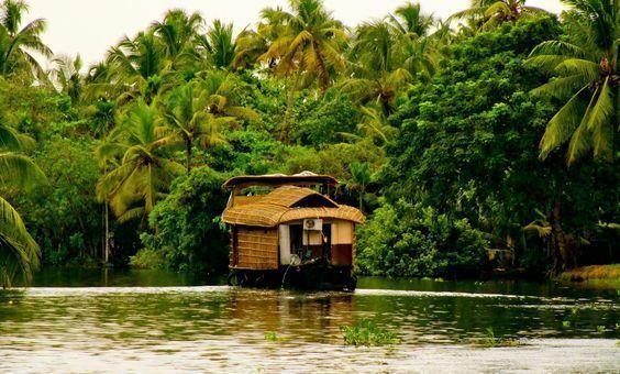 los-backwaters-de-la-India