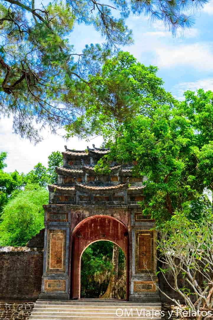 La ciudad de Hue