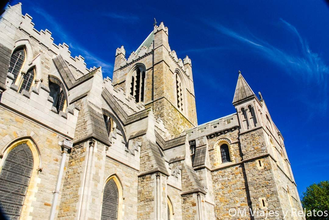 Catedral de San Patricio- Dublín