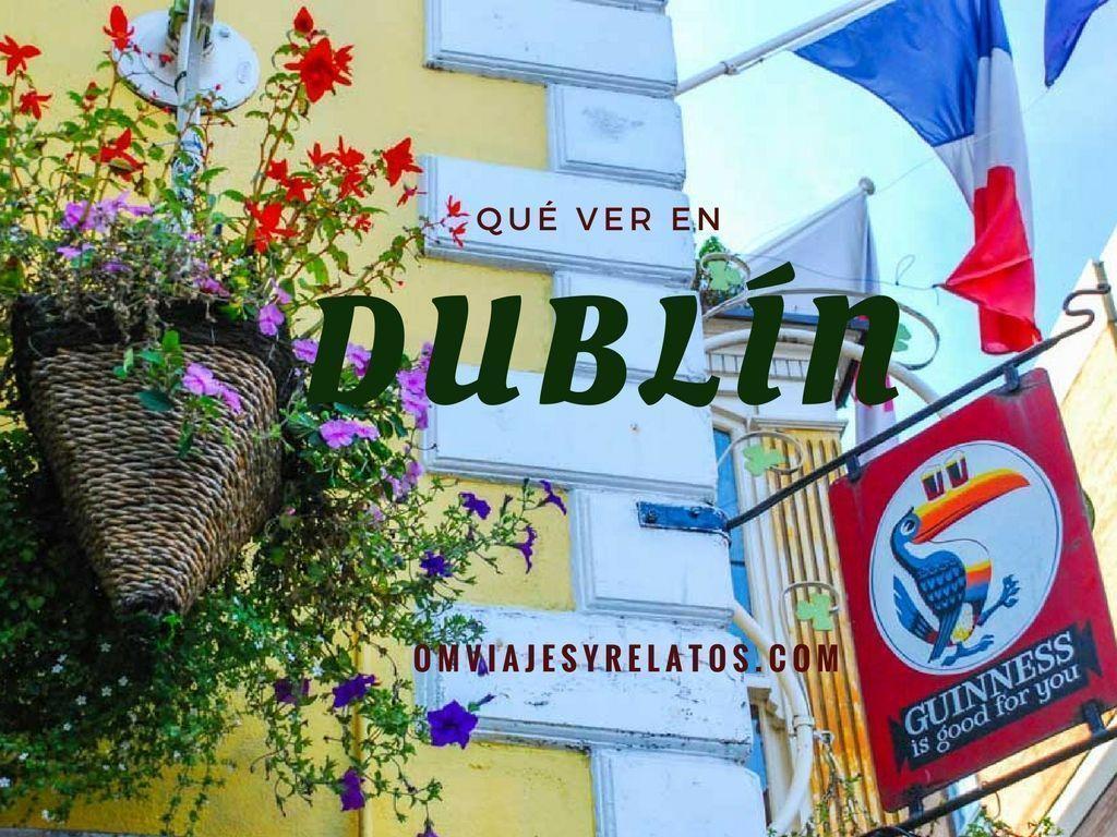 que-ver-en-Dublín