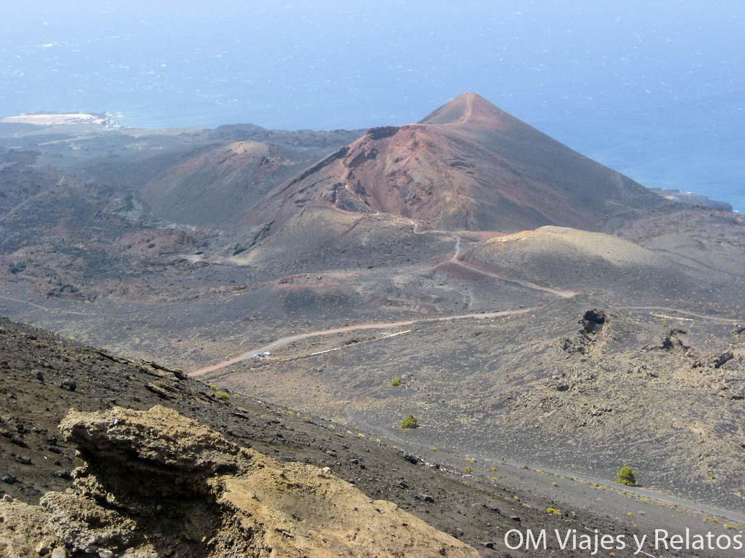 Ruta de los Volcanes La Palma