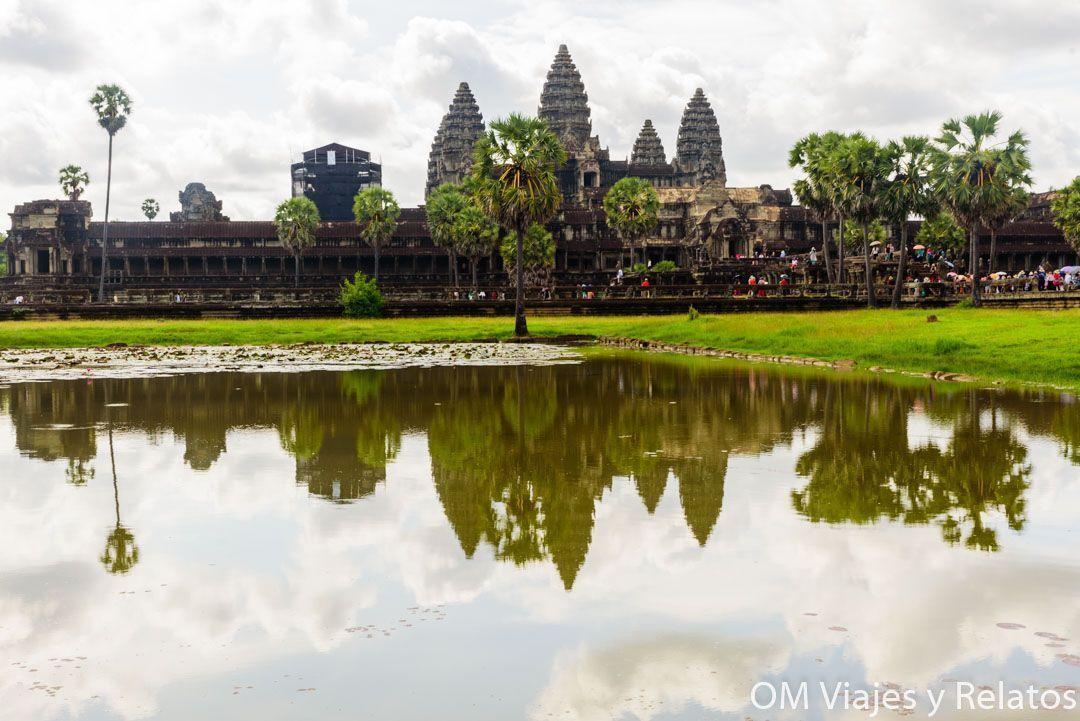 Fotografías de Angkor