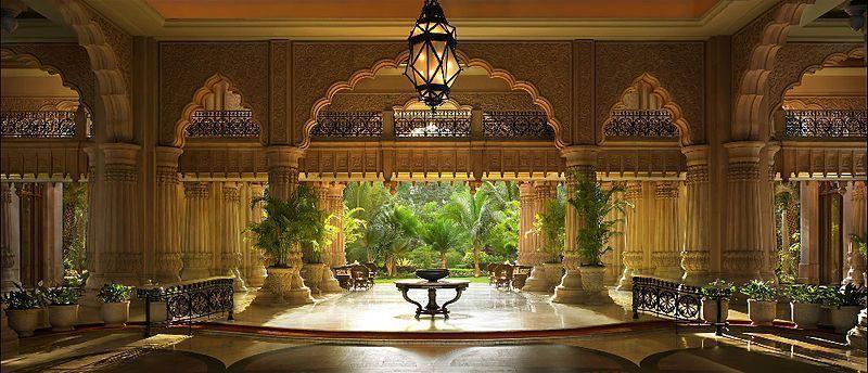 Hoteles en India