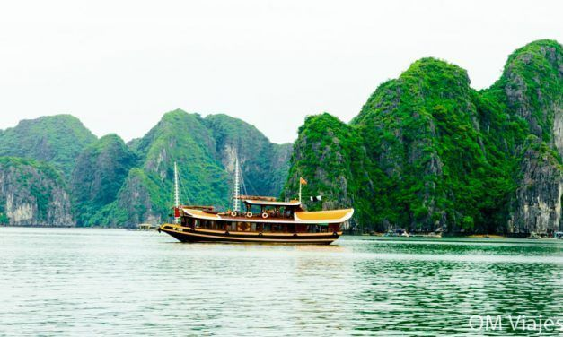CÓMO VER LA BAHÍA DE HALONG SIN TURISTAS (VIETNAM)