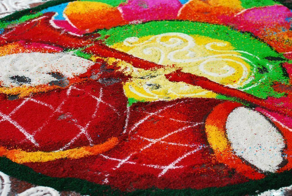 decoración-India