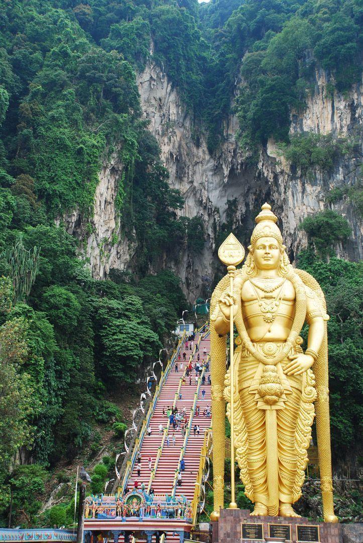 Kuala-Lumpur-qué-ver-Batu-Caves