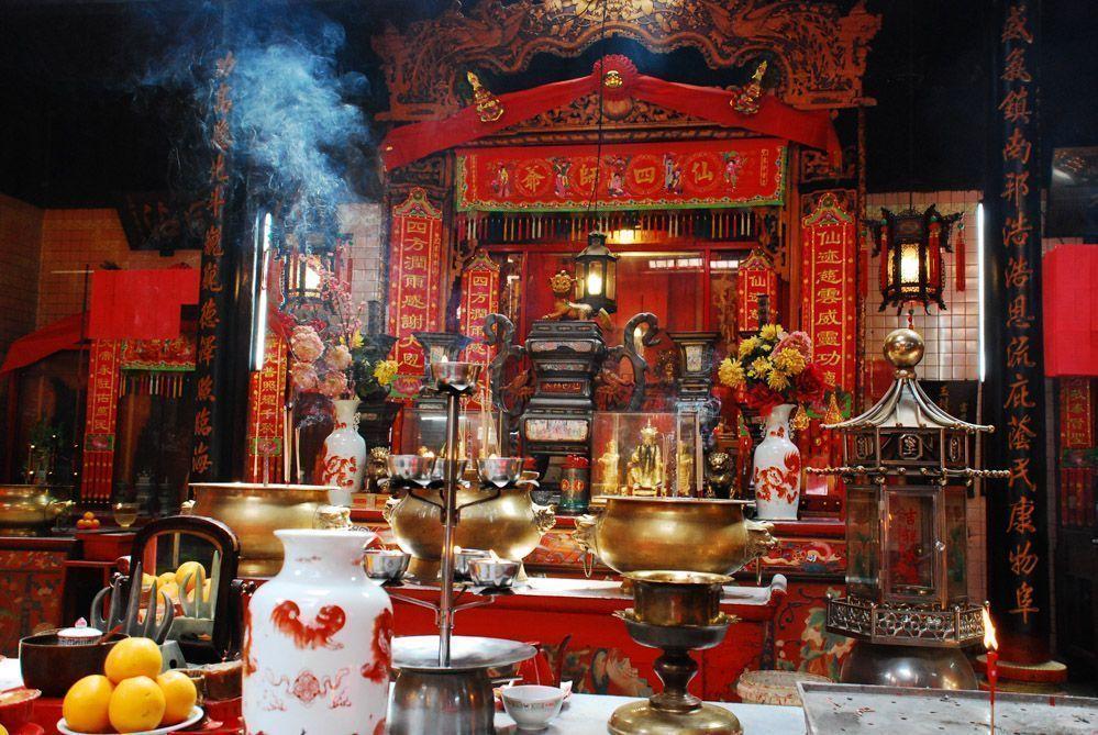 templo-chino-Kuala-lumpur