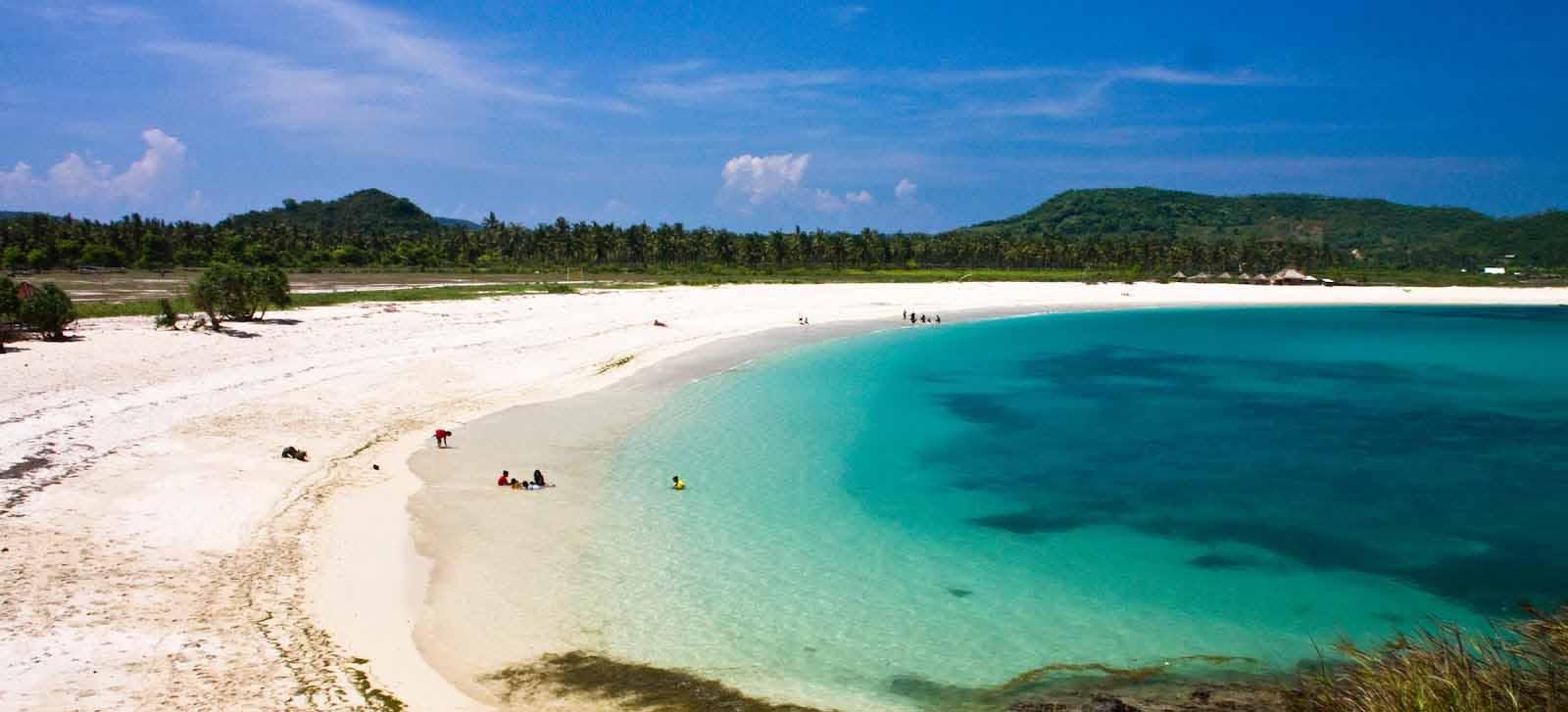 Tanjung-Aan-plyas-de-Kuta-Lombok