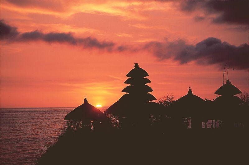 Bali-atardecer