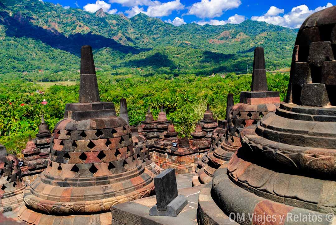 Borobudur-amanecer