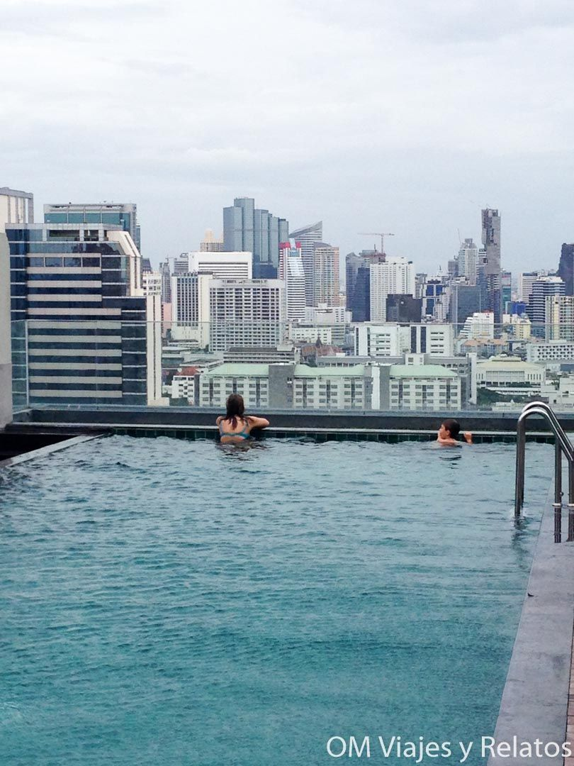 ¿Dónde alojarse en Bangkok?