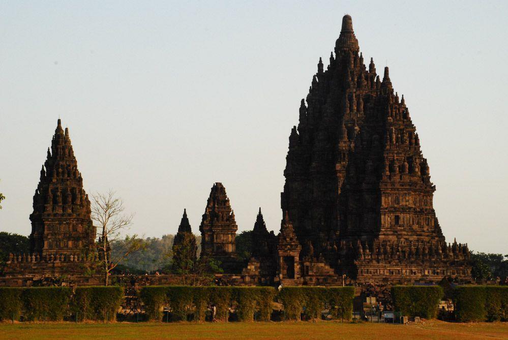 templos-de-Java-Prambanan