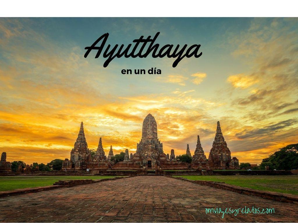Ayutthaya-qué-ver-en-un-día