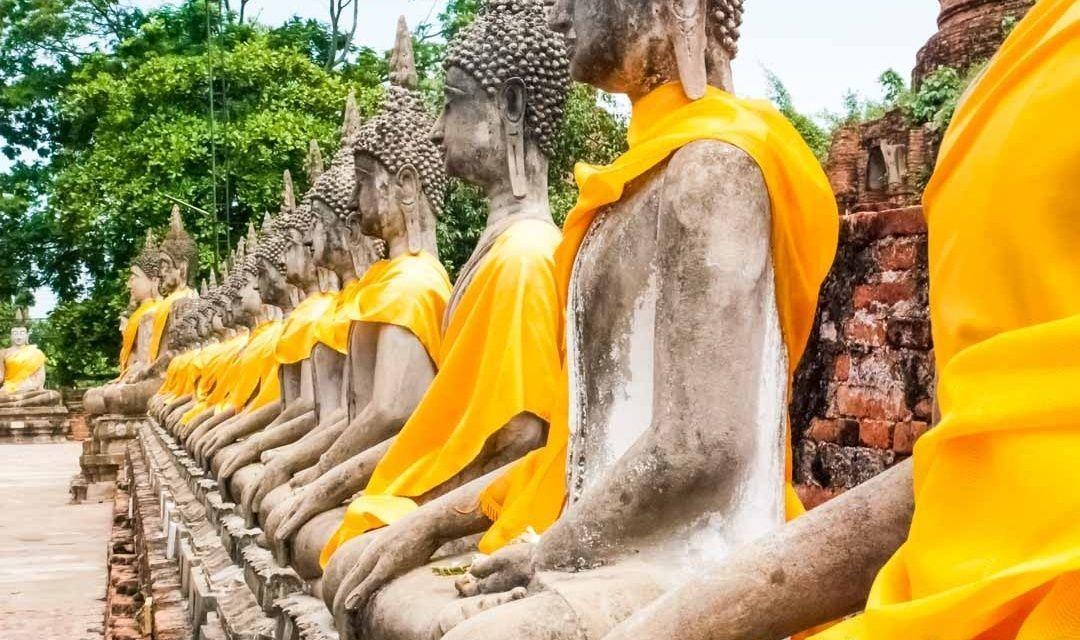 AYUTTHAYA (TAILANDIA): QUÉ VER EN AYUTTHAYA EN UN DÍA, RUINAS DE LA UNESCO DE LA CAPITAL DEL REINO DE SIAM