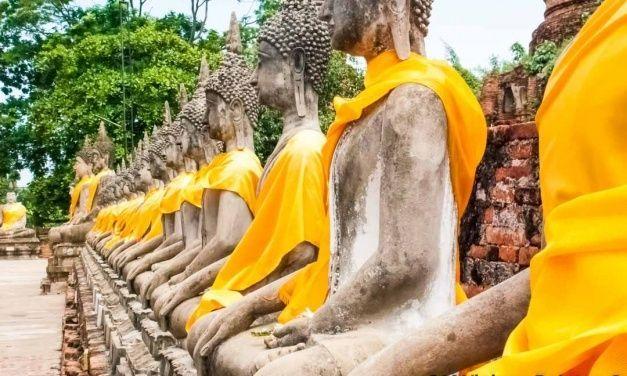 QUÉ VER EN AYUTTHAYA EN UN DÍA: LA ANTIGUA CAPITAL DEL REINO DE SIAM (TAILANDIA)