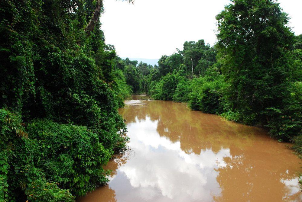 Senderismo-Tailandia