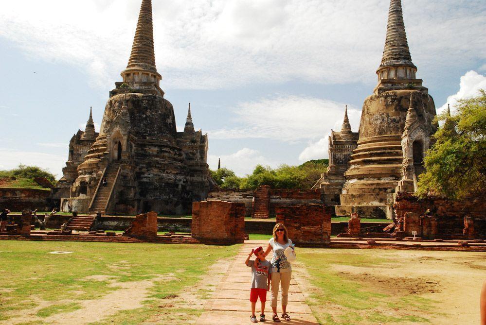 Templos-de-Ayutthaya