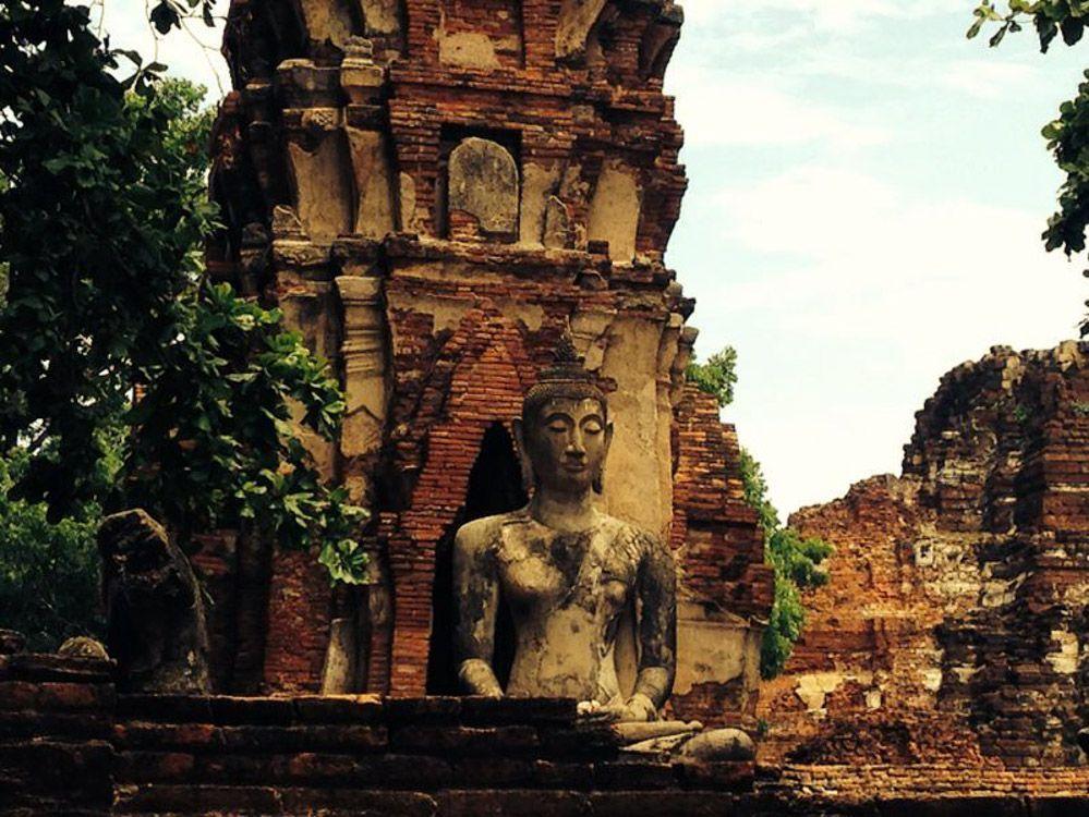 Ayutthaya-Ruinas-cómo-llegar-desde-Bangkok