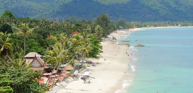 playas de Koh Samui