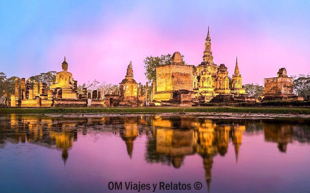 tour-nocturno-Ayutthaya
