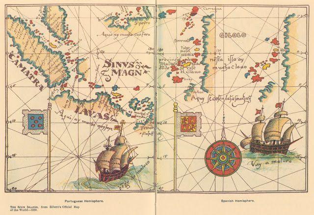 Resultado de imaxes para islas de las especias