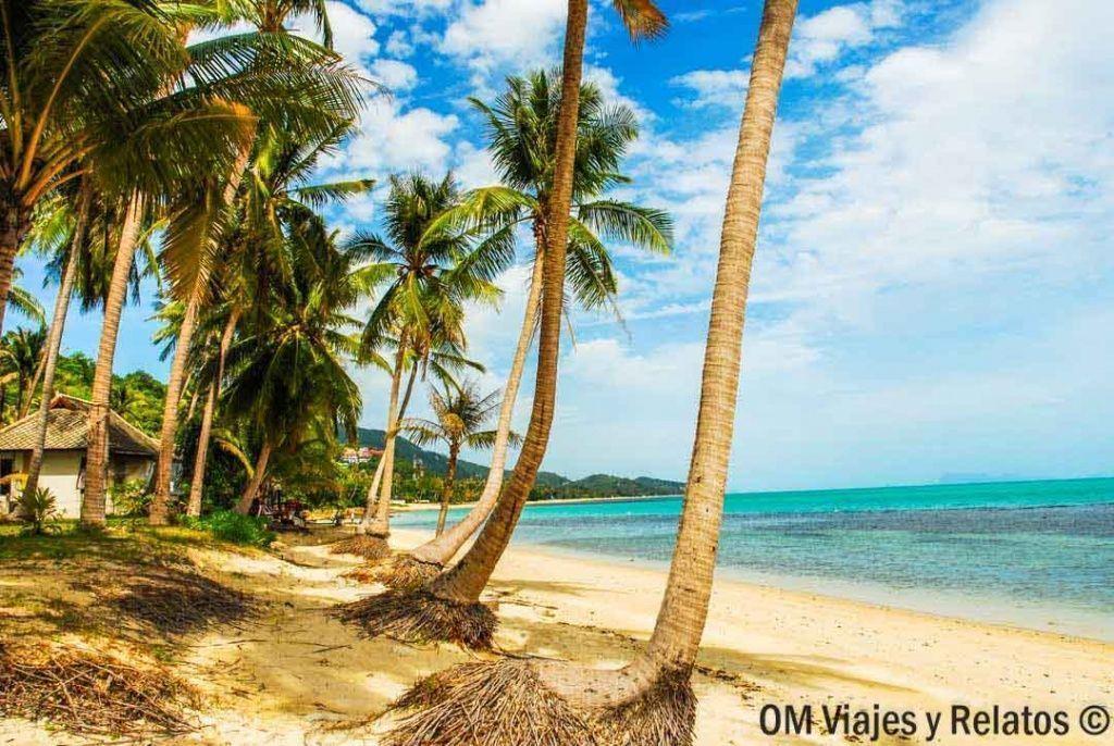 playas-norte-Koh-Samui